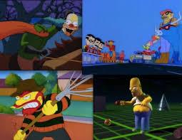 Simpsons Treehouse Of Horror I - the simpsons s 7 e 6 treehouse of horror vi recap tv tropes