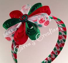 christmas hair accessories best 25 christmas hair bows ideas on hair