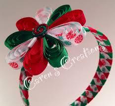 christmas hair accessories best 25 christmas hair bows ideas on hair