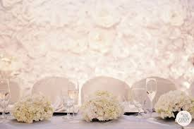 wedding backdrop of flowers the canopy artsy weddings weddings vintage