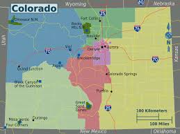 Colorado Cities Map by Colorado Cities And Towns U2022 Mapsof Net