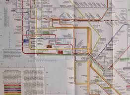 Nyc City Subway Map by New To The Library Collection Tauranac New York City Subway Maps