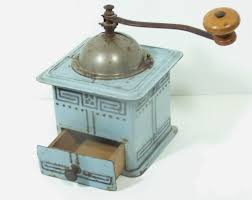 Antique Electric Coffee Grinder Kitchen Accessories Old Coffee Grinders Plus Conical Burr Wooden