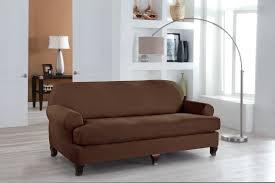 Sofa Slipcover 3 Cushion by Red Barrel Studio T Cushion Sofa Slipcover U0026 Reviews Wayfair