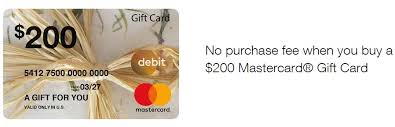 fee free 200 mastercard gift cards at staples 4 22 4 28