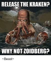 Release The Kraken Meme - 25 best memes about release the kraken release the kraken memes