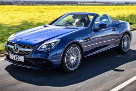 mercedes convertible accessible convertible new entry level mercedes slc 180 revealed