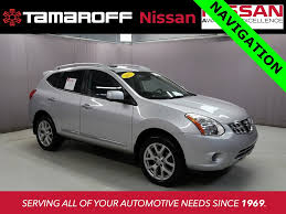 2013 silver nissan rogue certified pre owned 2013 nissan rogue sl 4d sport utility in