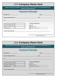ms word templates for invoices payment receipt template microsoft word templates