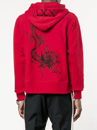 gucci embroidered dragon hoodie 1 450 buy aw17 online fast