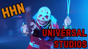 halloween horror nights giveaway halloween horror nights with justin youtube