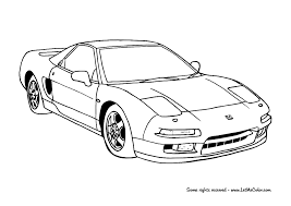 sports car coloring page july 2008 u2013 letmecolor
