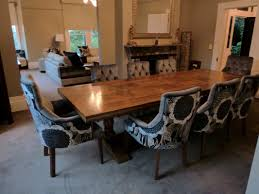 Upholstering Dining Room Chairs Custom Upholstered Dining Chairs