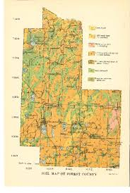 Map Of Wisconsin Counties Wisconsin Geological U0026 Natural History Survey Soil Maps Of