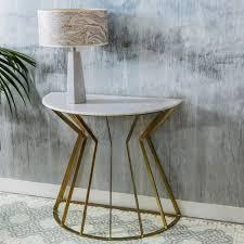 small half moon tables interior design ideas cannbe com