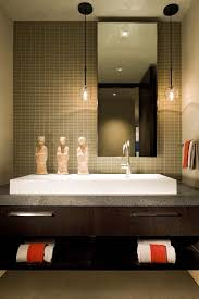 Free Standing Vanity Denver Vanity Light Bar Bathroom Contemporary With Pendant