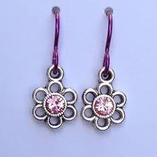niobium earrings niobium earrings