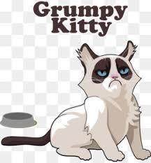 free grumpy cat ornament decoration