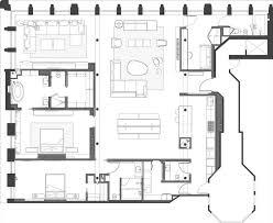 bond street loft modern minimalist home interior design ideas