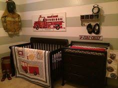 Firefighter Nursery Decor Firefighter Firefighter Nursery Firefighter Decor