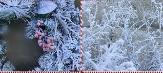 environmental cotton tree decoration material powder