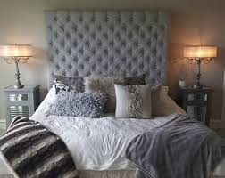 crystal tufted bed etsy