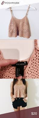 light pink tank top forever 21 forever 21 light pink crochet crop top tank soft light 21st and