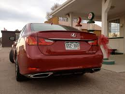 lexus es 350 rear bumper replacement review definitive guide to the flavors of the new 2013 lexus gs