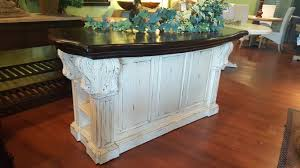 corbels for kitchen island corbels kitchen island crackled white distressed