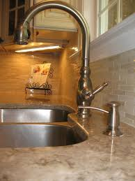 Kholer Kitchen Faucets Marvelous Kohler Kitchen Faucets In Kitchen Eclectic With Hide