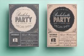 30 birthday party invitation templates u2013 free sample example
