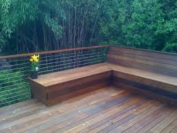 deck railing designs with benches see 100s of deck railing ideas