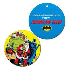 batman season s greetings ornament wb shop