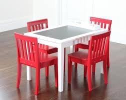 Pottery Barn Kids Farmhouse Chairs Appealing Tables And Chairs For Kids With My First Play Table