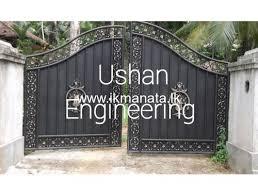 Steel grill gate design hand rail sri lanka Homagama Free ads