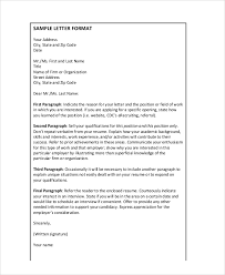 8 sample reference thank you letters free sample example