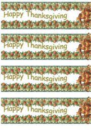 worksheet thanksgiving bookmarks