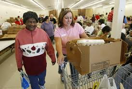 thanksgiving food bank volunteer baldwin county food bank looks to stock up on runners for turkey