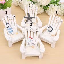 popular mini beach chairs buy cheap mini beach chairs lots from 2016 mini wood beach chair nautical ornaments mediterranean style for home decoration fp china