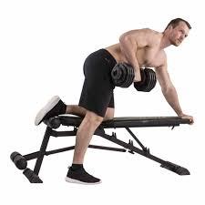 ub80 utility bench tunturi new fitness