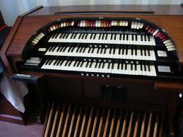 lowrey mardi gras organ piano with magic genie model l 66 mardi