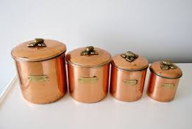 storage canisters kitchen 52 images vintage canisters retro
