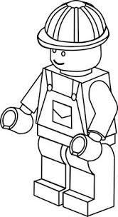 Free Lego Printable Mini Figure Coloring Pages Free Lego Lego Coloring Pages Lego