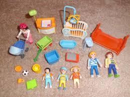 playmobil babyzimmer playmobil baby zimmer babyzimmer baby zubehör 20 teilig in