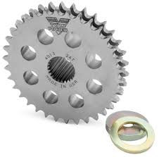 twin power compensator eliminator sprocket 2wheel