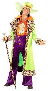 Tony Montana Halloween Costume Big Daddy Pimp Costume Costume Craze