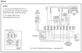 central heating wiring diagrams honeywell sundial y plan gas