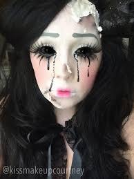 Creepy Doll Costume 39 Best Freaky Halloween Costume Inspiration Images On Pinterest