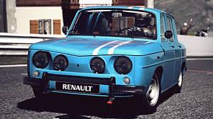 renault gordini r8 gt6 renault r8 gordini u002766 exhaust comparison youtube
