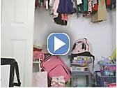 kid friendly closet organization a kid friendly closet rubbermaid